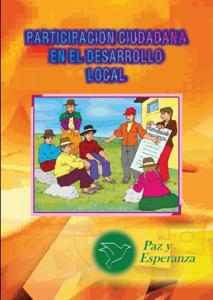 Participación Ciudadana en el Desarrollo Local