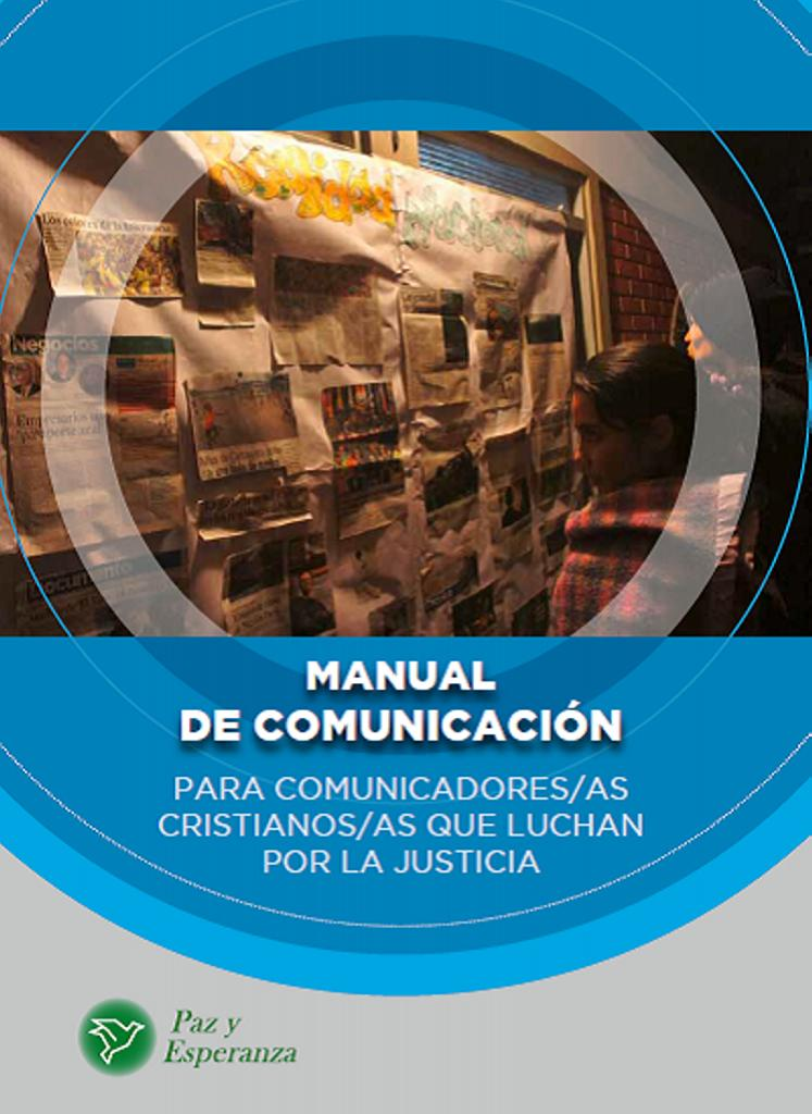 Manual sobre incidencia pública para activistas cristianos que luchan por la justicia (español).